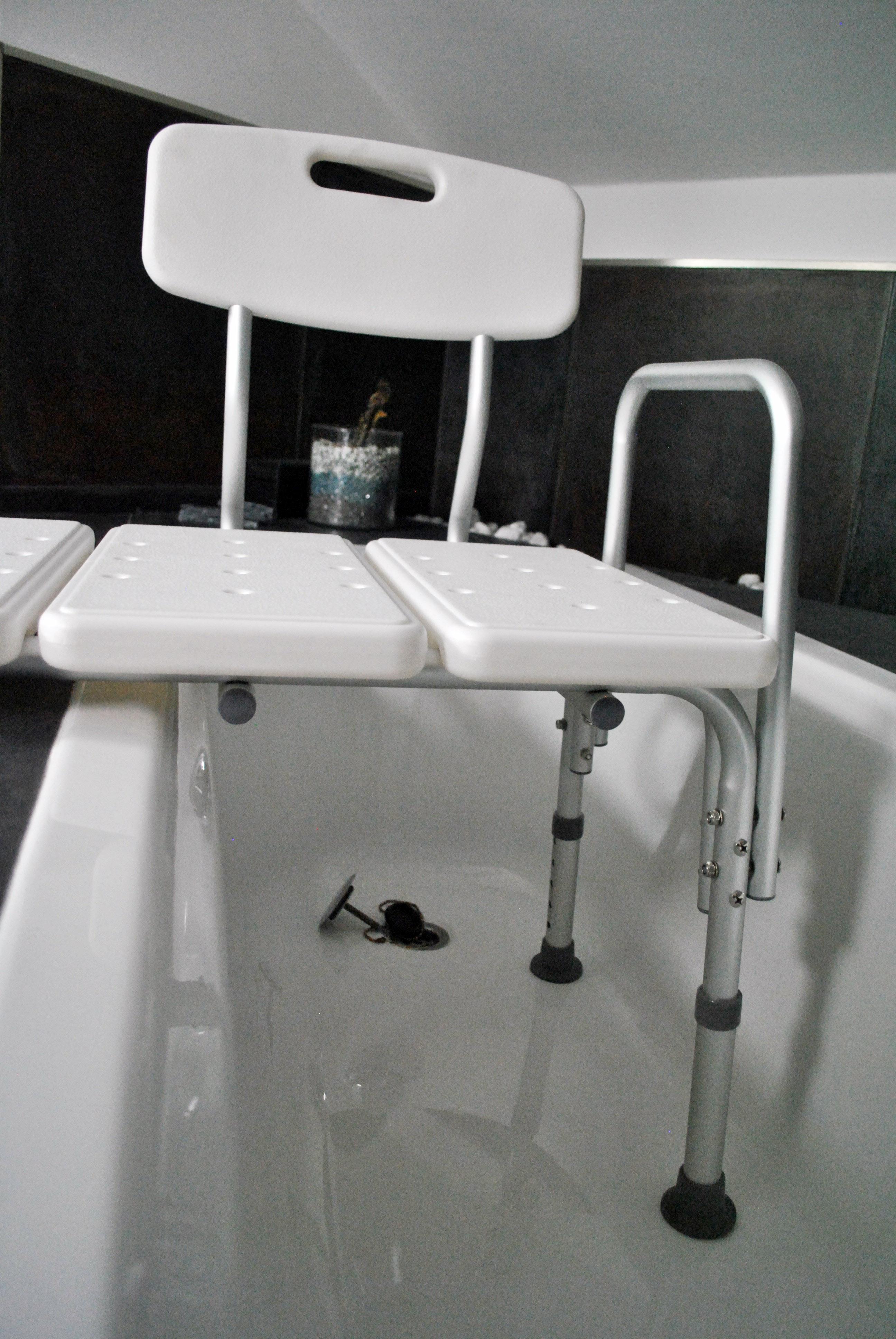 Sedile Di Trasferimento Per Vasca Da Bagno Per Disabili Ed